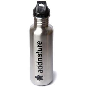 Addnature Rostfri flaska 800 ml med Addnature-tryck